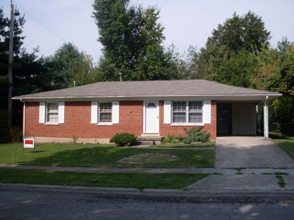 3br 1200ft House For Rent 105 Merewood Dr Versailles For Rent In Lexington Kentucky