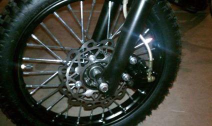 $750 SSR 110  125cc Pit  Dirt Bike Sales $700  $750 West Russell  215 west