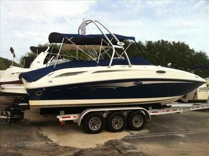 $76,900 2010 Sea Ray 280 SUNDECK