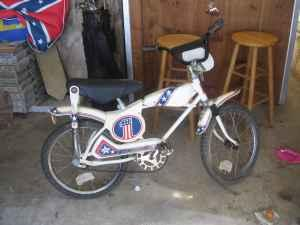 76 evel knievel bicycle taylorsville for sale in charlotte north carolina classified. Black Bedroom Furniture Sets. Home Design Ideas