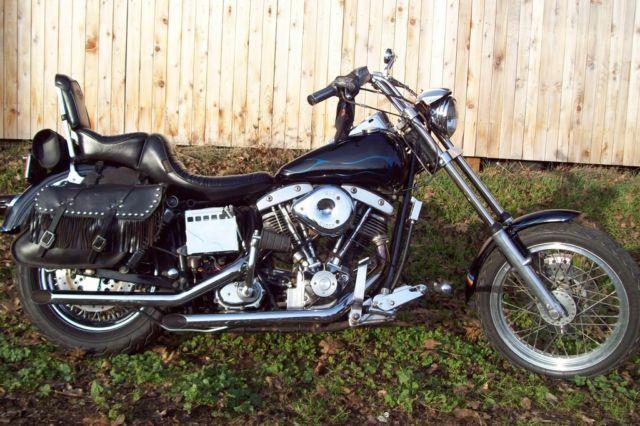 76 ShovelHead 1976 Shovel Head