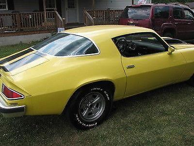 77 Rs Camaro For Sale In Owingsville Kentucky Classified