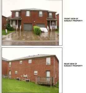 $775 / 3br - 2 5 bath Duplex near EKU (Richmond, KY) (map)