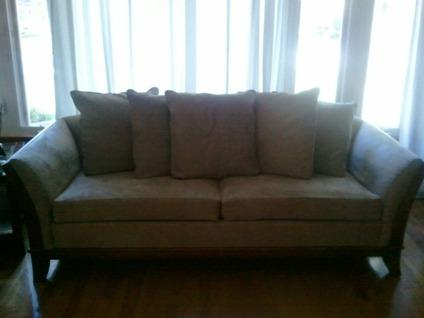 Bon $775 OBO Couch And Table Set