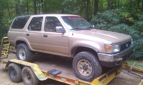 79-95 Toyota Truck parts