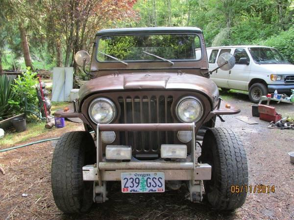 79 jeep cj 5 350 chevy for sale in lena wisconsin classified. Black Bedroom Furniture Sets. Home Design Ideas