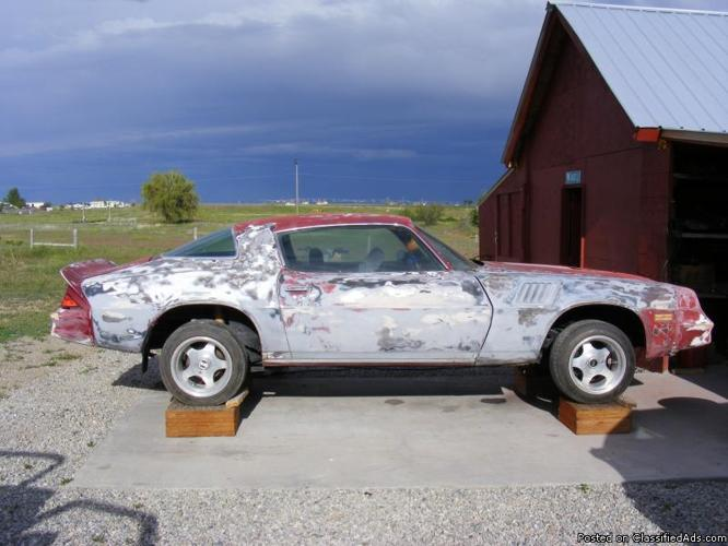 79 Z28 Camaro for Sale in Hollister, Idaho Classified | AmericanListed ...