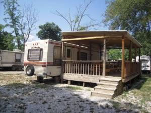 Horsecreek Rv Park At Grand Lake Fifth Wheel 32 39 With