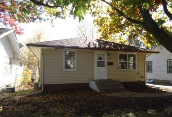 2br Nice 2 Bedroom House 4335 F Street For Rent In