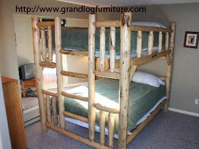 Adult Friendly Queen Bunk Beds for Sale in Denver