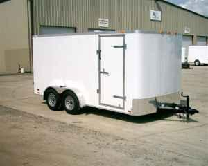 Enclosed Cargo Trailers Dallas TX http://beaumont-tx.americanlisted.com/misc-household/7x14-enclosed-cargo-trailer-3800-beaumont_21185837.html
