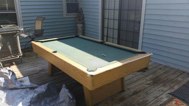 Slate Pool Table For Sale In South Carolina Classifieds U0026 Buy And Sell In  South Carolina   Americanlisted