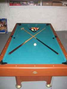 Sportcraft Est 1926 Pool Table Clifieds