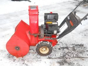 7hp Ariens SNOWBLOWER - $285