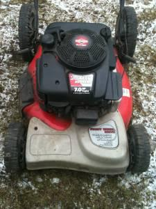 7hp Self Prpelled Lawn Mower Grand Haven Mi For Sale