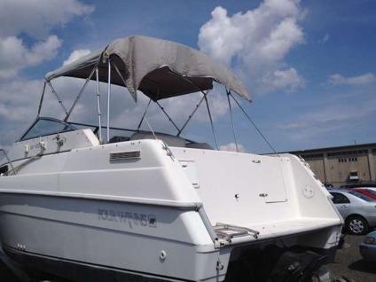 1991 Four Winns Vista 235 Power Boat New Jersey For Sale