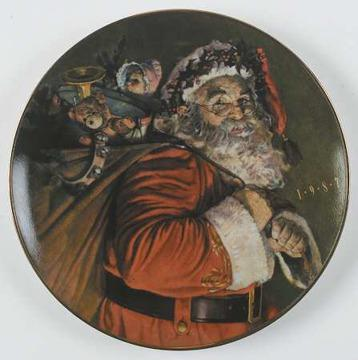 $8 3 Collectable Avon Christmas plates 25 different plates 1974-2002