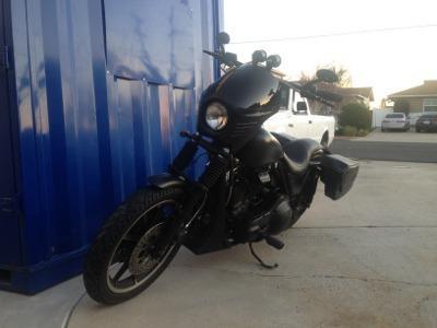 Club Style Harley Fxr Dyna For Sale In El Cajon