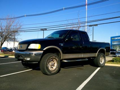 Cars For Sale Louisville Ky >> OBO 2003 Ford F150 XLT SuperCab Lifted 4x4 for Sale in Louisville, Kentucky Classified ...