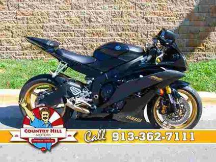 $8,995 Used 2009 Yamaha YZF-R6 for sale.