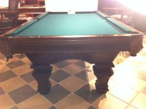 Pool Table Brunswick For Sale In Wisconsin Classifieds Buy And - Pool table movers milwaukee wi