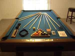 8 Brunswick Buckingham Billiards Table Bethlehem Pa