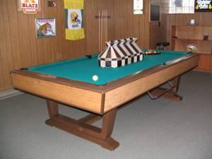 Pool Table Brunswick For Sale In Wisconsin Classifieds Buy And - Brunswick 7ft pool table