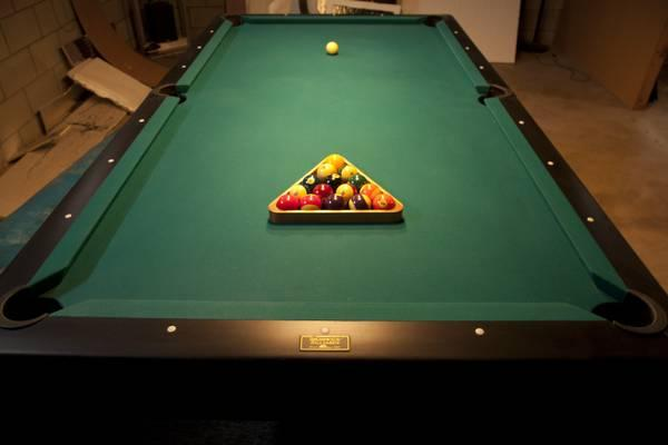 Pool Table Brunswick Classifieds Buy Sell Pool Table Brunswick - Milwaukee pool table movers