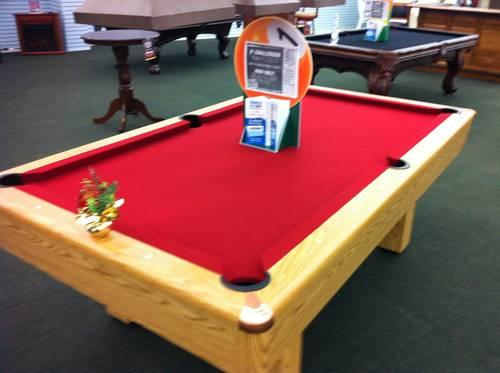 8 Foot Slate Pool Table New For Sale In North Attleboro