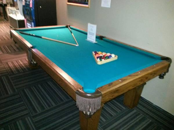 Sporting Goods For Sale In Inverness Florida New And Used - Craftmaster pool table