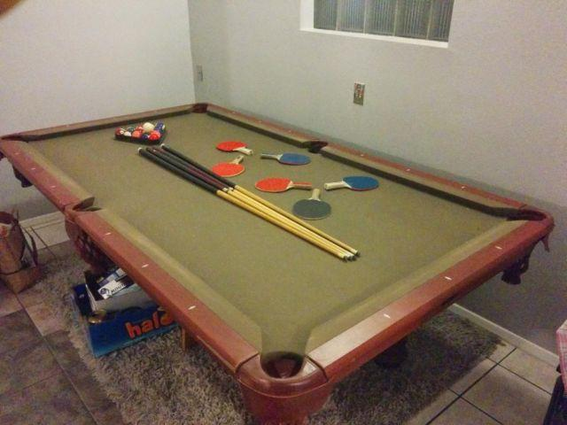 Ft Mizerak Pool Table For Sale For Sale In Tempe Arizona - Buckhorn pool table