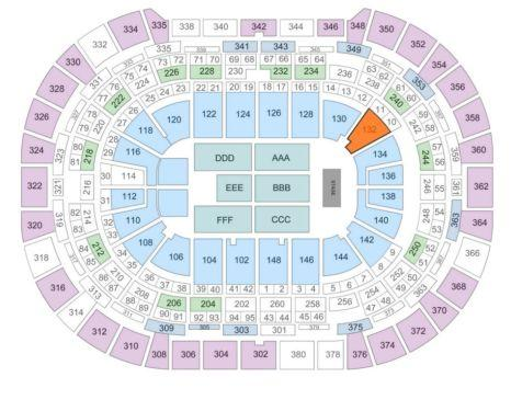 8 Garth Brooks Tickets - Denver - Thursday, March 19