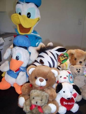 8 Great Stuffed Animals
