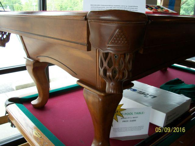 Pool Table Olhausen For Sale In Springfield Missouri Classifieds - Delmo pool table