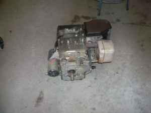 8 HP B&S horizontal engine - (Columbia) for Sale in Columbia, South