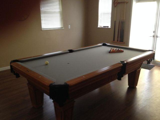 Pool Table Fischer Classifieds Buy Sell Pool Table Fischer - Fischer pool table
