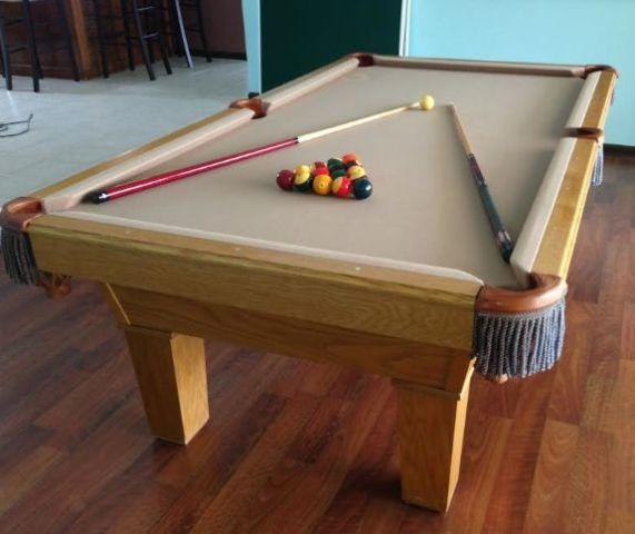 Chicagoan Pool Table Review Best Table - Chicagoan pool table