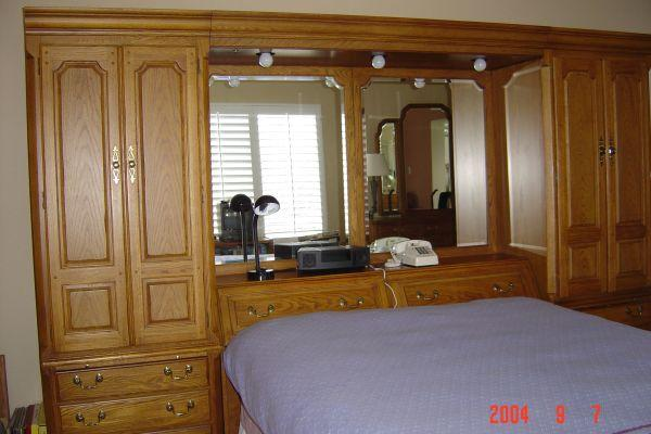thomasville bedroom furniture circa 1970 discontinued impressions sets piece queen set
