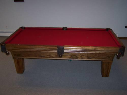 8u0027 Pool Table With Ping Pong Layover (Long Valley, NJ For Sale In Long  Valley, New Jersey