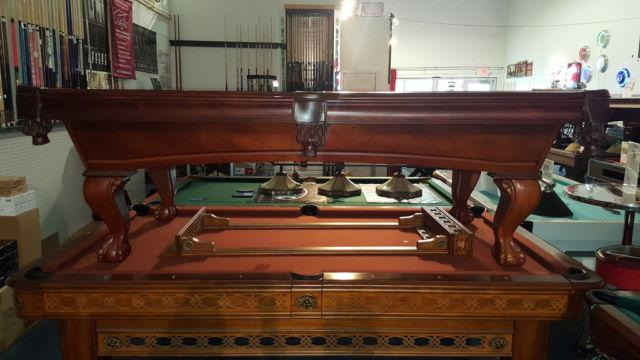 Pool Table Brunswick For Sale In Florida Classifieds Buy And Sell - Thomas aaron pool table