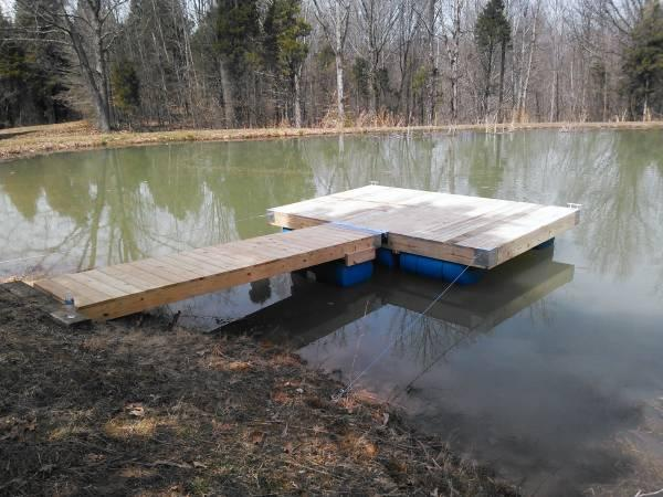 Holy Boat Get How To Install A Floating Boat Dock