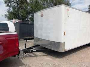 8 X 24 Cargo Trailer (Omaha)