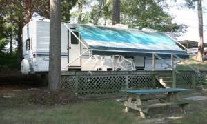 $80 RV Lot Rentals on Weiss Lake (Centre, Alabama)