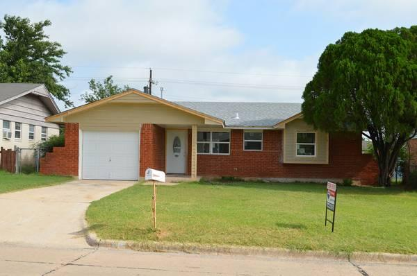 3br 6439 Compass Lawton OK 73505 For Rent In Lawton Oklahoma Classified