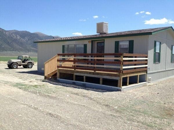 3br Mobile Home In Eureka Nv Call Us For Details