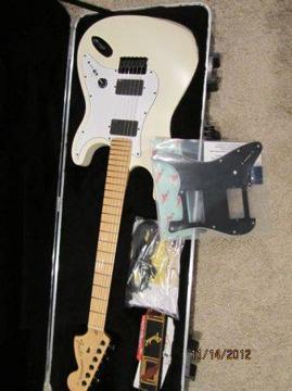 $800, For Sale: Fender Jim Root USA Stratacaster Electric guitar