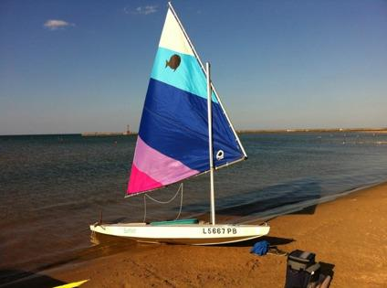 Obo Amf Alcort Sunfish Sailboat For Sale In Chicago