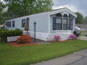 Mobile Homes  Sale on Mobile Home  Wyngate Manor  Brookfield  Oh 44403   Map  For Sale