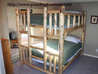Log Bunk Beds For Sale In Dallas Texas Classified