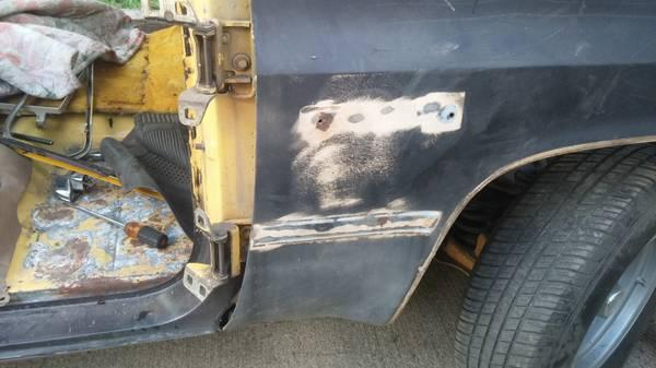 83 chevy truck fenders - for Sale in Sioux City, Iowa ...